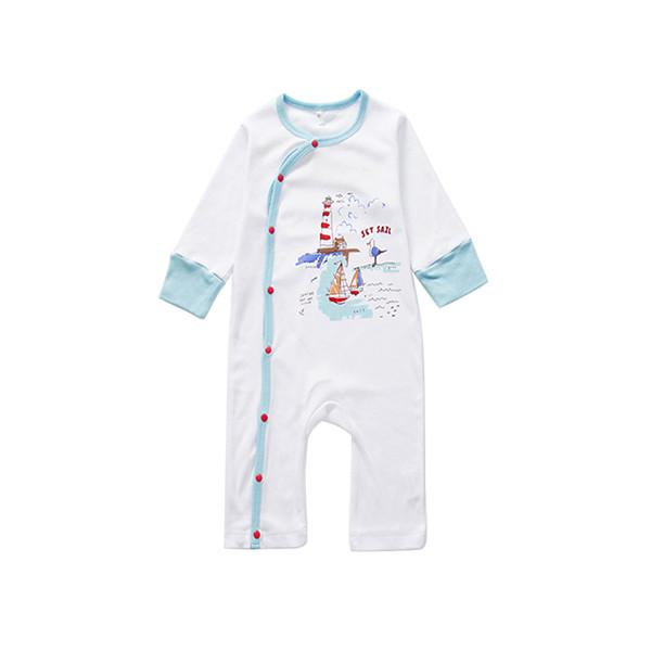 Baby Body Suit Long Sleeve - Bubs Factory
