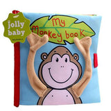 Educational Baby Cloth Book - Bubs Factory