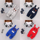 Kids Panda T-Shirt For Summer - Bubs Factory