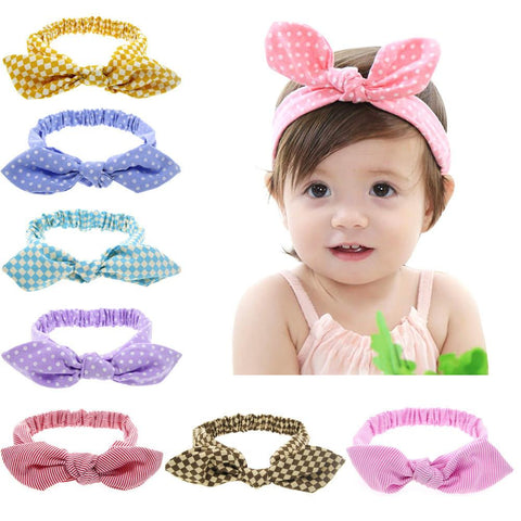 Rabbit Ear Headbands - Bubs Factory