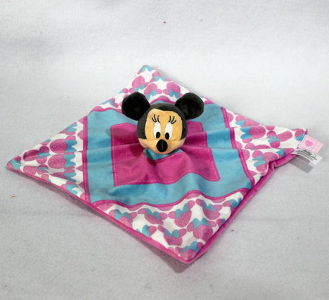 Minnie mosue Baby Snuggle Blanket - Bubs Factory