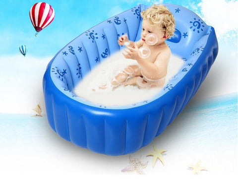 Newborn Inflatable Baby Bathtub - Bubs Factory