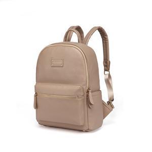 Leather Backpack Baby Diaper Bag - Bubs Factory