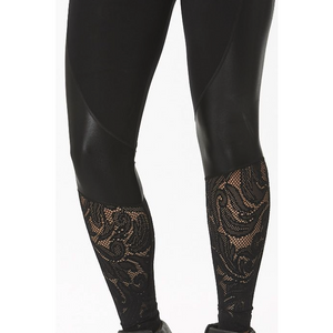 Legging with Lace - Barroque
