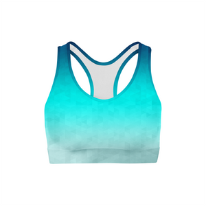 Riptide Triangles Sports Bra