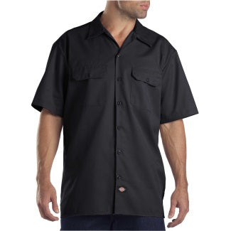 Rev Nation Custom Work Shirts - Dickies 1574 Short Sleeve Work Shirt