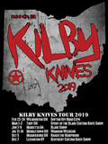 Kilby Knives Tour 2019 Gildan G510P Toddler T-Shirts