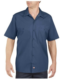 Really Forge Custom Work Shirts - Dickies LS535 Industrial Short Sleeve Work Shirt