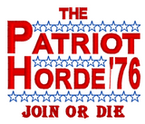 Patriot Horde Knives Hats