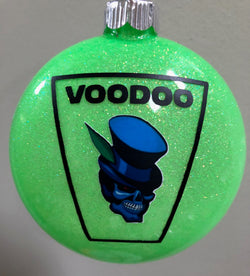 Voodoo Resins Ornament