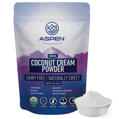 Coconut Cream Powder (Organic)