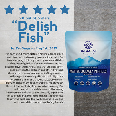 Marine Collagen Peptides