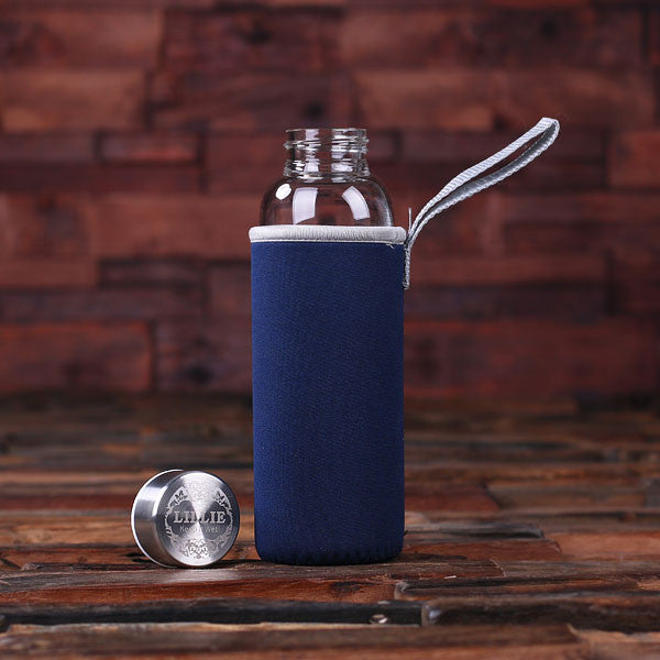 Glass Water Bottle/Thermos