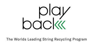 D'ADDARIO String Recycling Event