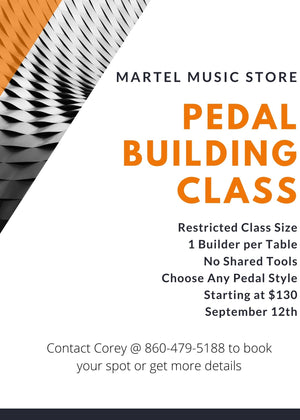 Pedal Class Sign Ups Now!