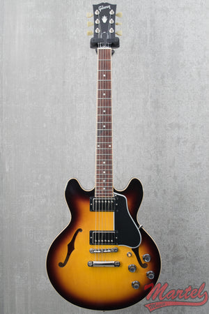 Used Gibson ES-339 Custom Shop Sunburst
