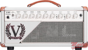 Victory V40DH Deluxe Amplifier Head (42 Watts)