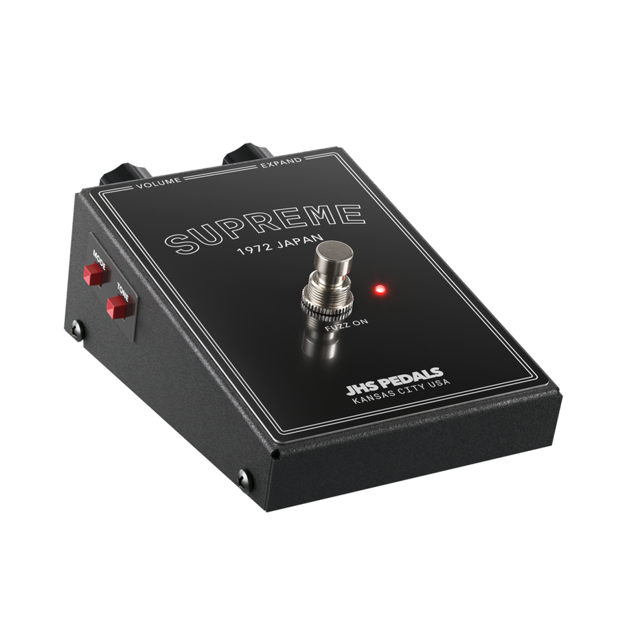 JHS  Supreme - Univox Super Fuzz Replica - Legends of Fuzz Series