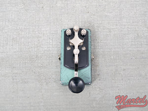 Coppersound Telegraph Stutter Killswitch - Relic'd Jade