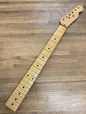 Used Allparts Fender Licensed Maple Neck