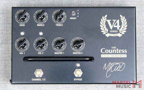 Victory V4 The Countess Preamp Pedal