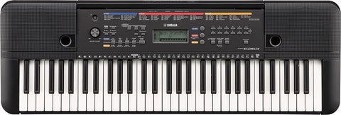 Yamaha PSR-E263 61-Key Entry Level Portable Keyboard