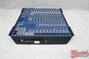Used Yamaha MG166CX-USB 16 Channel Mixer