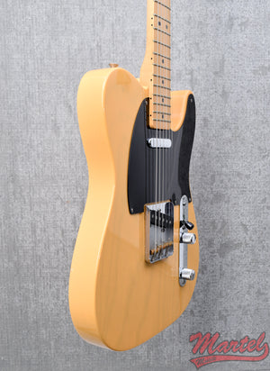 Used Fender Classic Player Baja Telecaster, Blonde