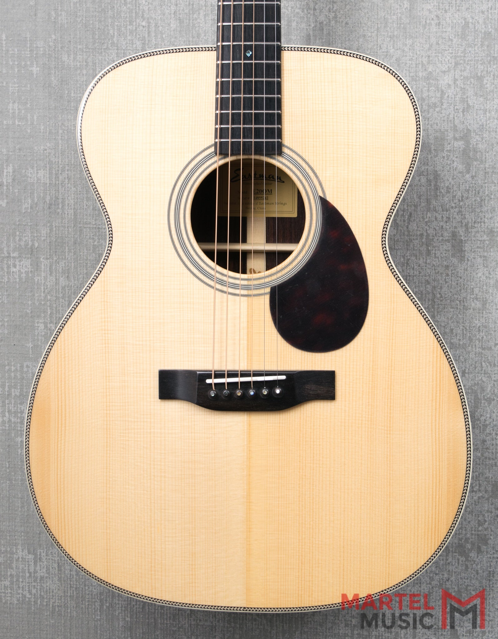 Just In Martel Music Store Contour Electric Fans Wiring Harness Eastman E20om Traditional Rosewood Om