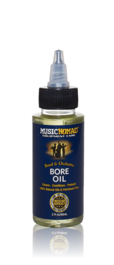 The Music Nomad Bore Oil