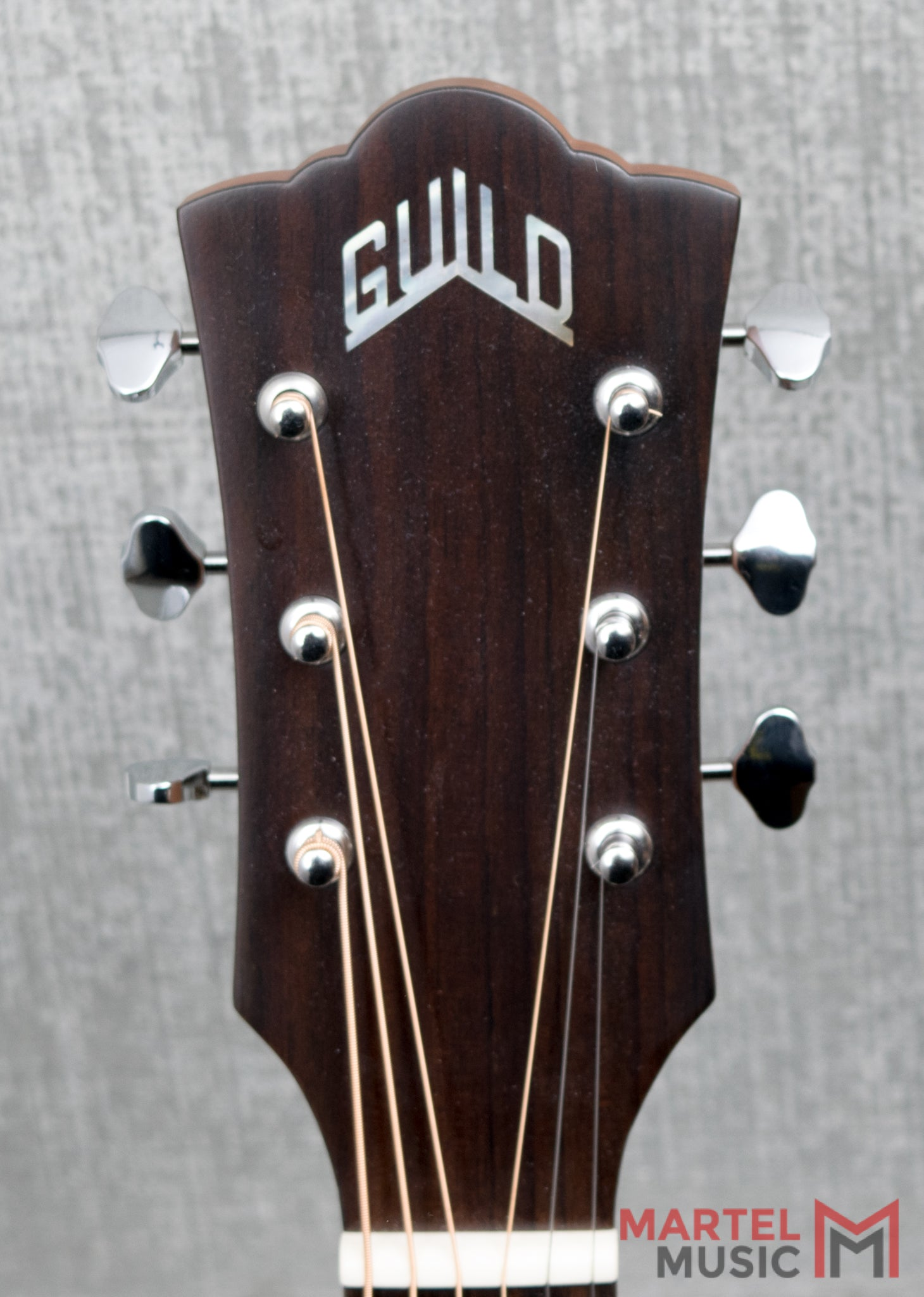 used guild acoustic guitar