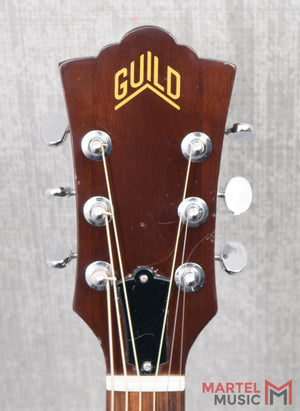 Used Guild D-25M Acoustic Dreadnought