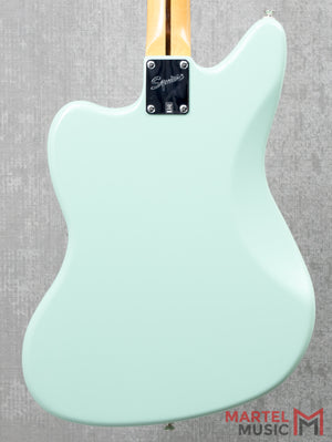 Used Squire Jaguar Vintage Modified in Surf Green