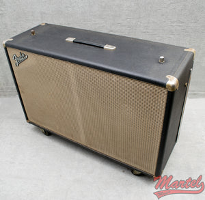 Used Fender Bandmaster Blackface Head & Matching 2x12 Cab ,1968