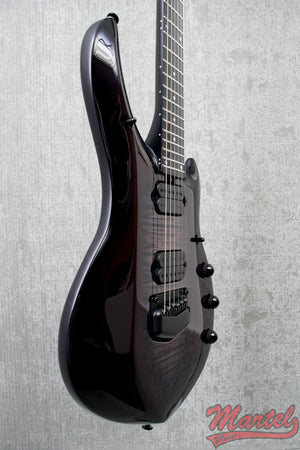 Music Man Monarchy Majesty Black Knight