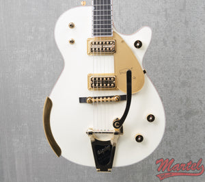 Gretsch G6134T-58 Vintage Select '58 Penguin with Bigsby Vintage White
