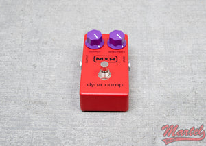 Used MXR Dyna Comp Pedal