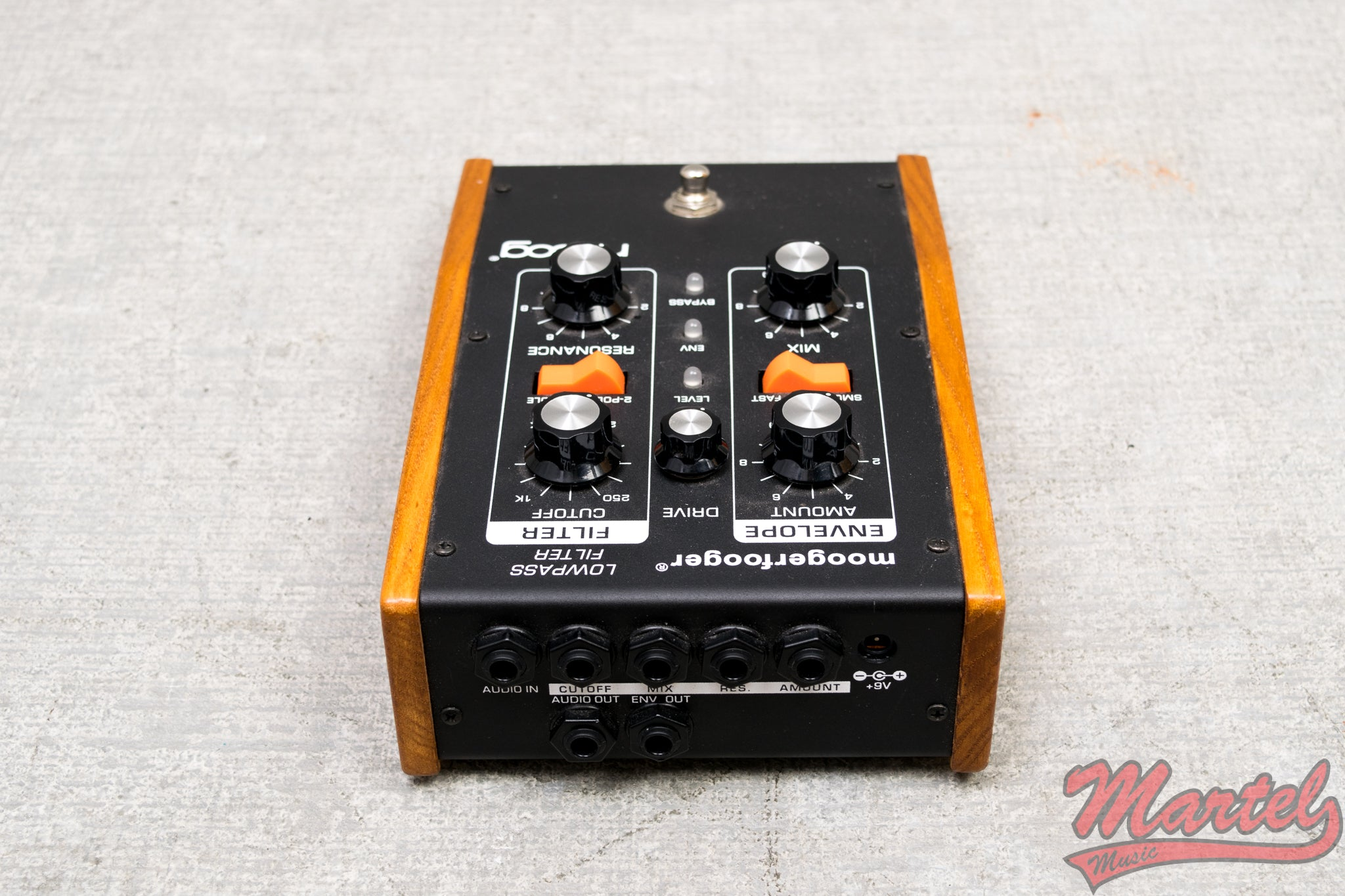 Used Moog Low Pass Filter 101