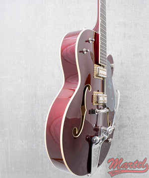 Gretsch G6120T Limited Edition '59 Nashville Single-Cut w/ Bigsby, Dark Cherry Stain