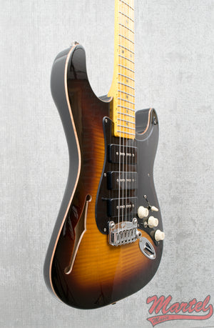Used G&L Comanche Semi-Hollow Sunburst
