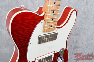 Mario Martin Candy Apple Red T-Style
