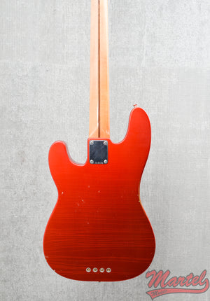 Mario Martin Candy Apple Red T-Bass