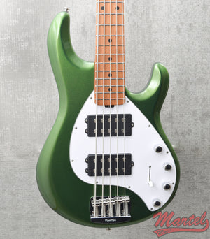 Ernie Ball Music Man StingRay 5 Special, Charging Green