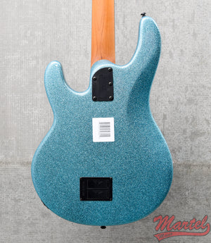 Ernie Ball Music Man StingRay Special - Aqua Sparkle