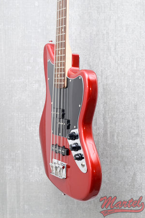 Used Squier Vintage Modified Jaguar Bass Special Bass Guitar SS