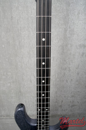 Music Man StingRay Special HH Bass, Charcoal Sparkle