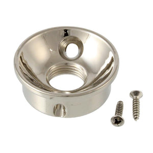 AP-5270 Retrofit Jackplate for Telecaster - Nickel Plated Brass