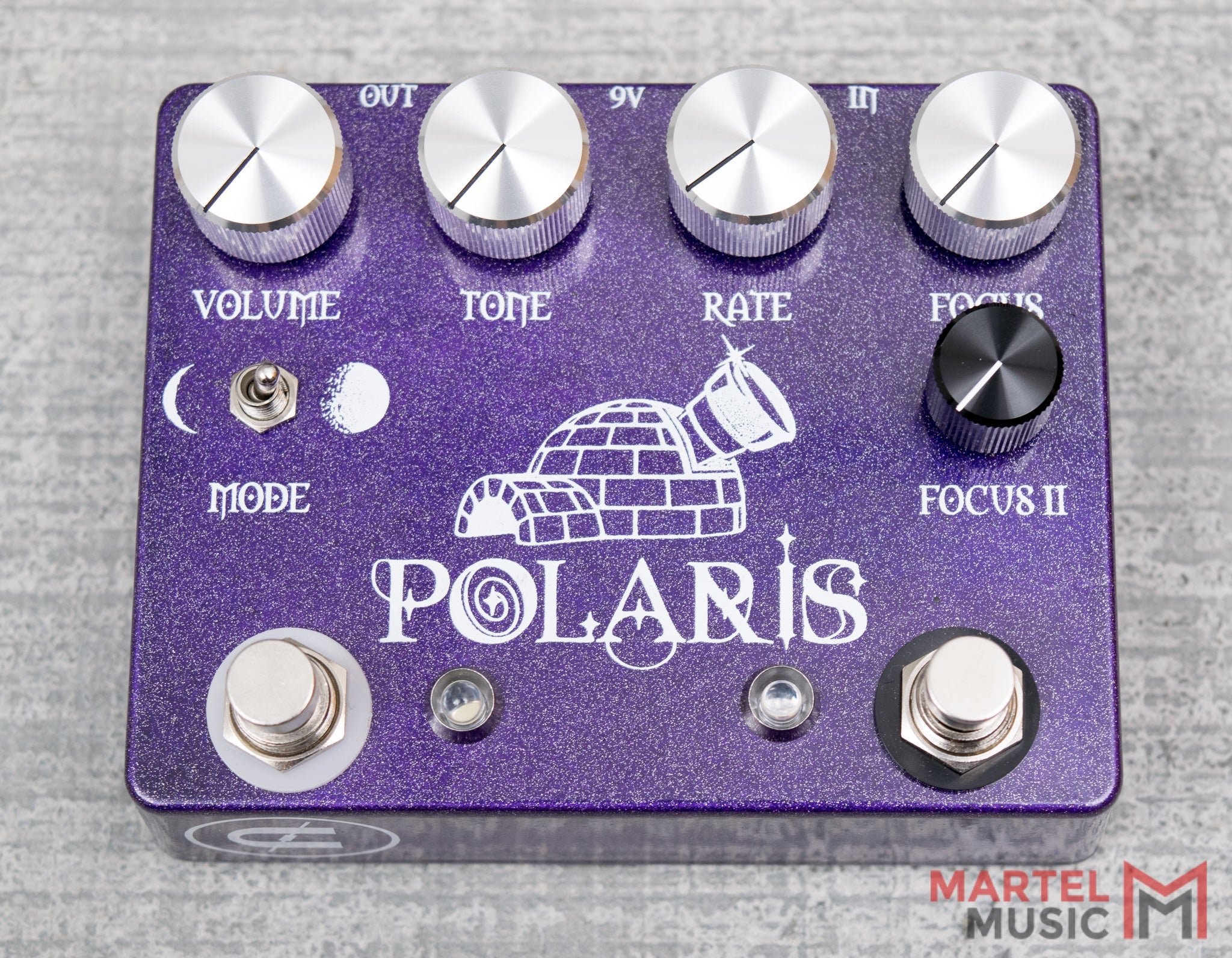 Coppersound Polaris Chorus/Vibrato