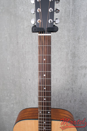 Eastman PCH1-OM Solid Sapele Top