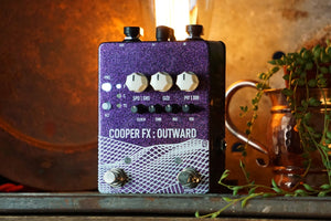 Cooper FX Outward v2 Digital Sampler